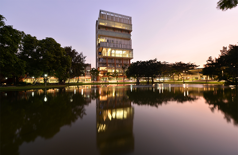 TOURISM TOWER, BANGKOK UNIVERSITY